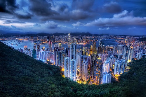 The Megopolis Hong Kong - What Happens Around Dusk por Stuck in Customs