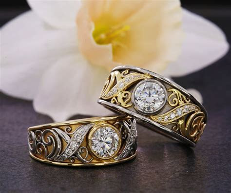 Wedding Ring Inspiration for Same Sex Couples « Green Lake