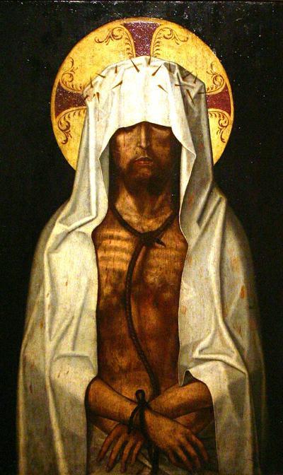 Ecce Homo - Anonimo - Esc. Port. Siglo XV