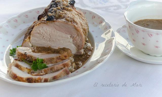 Lomo de cerdo a la miel (1)