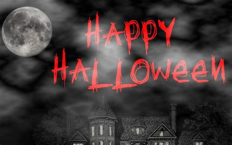 scary halloween windows  theme themepackme
