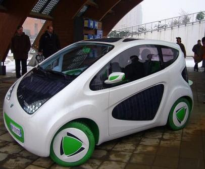 6 - Carro a Energia Solar Fiat Phylla