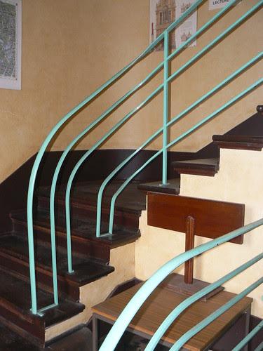Stairs, RHSV, Melbourne