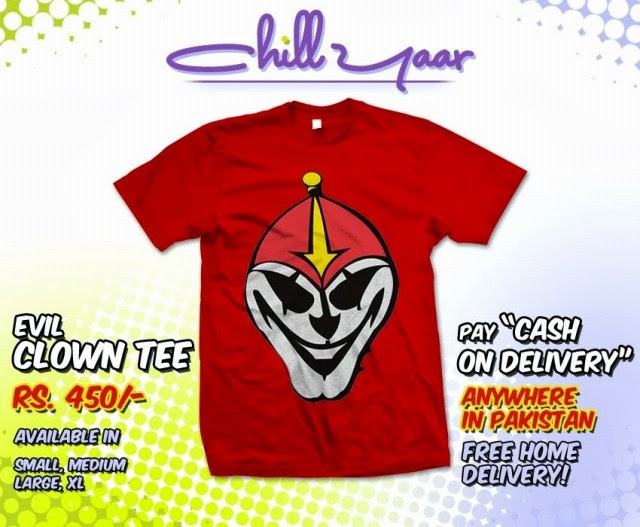 Mens-Boys-Wear-Beautiful-New-Look-Graphic-T-Shirts-2013-14 by Chill-Yaar-Logo-Tees-7