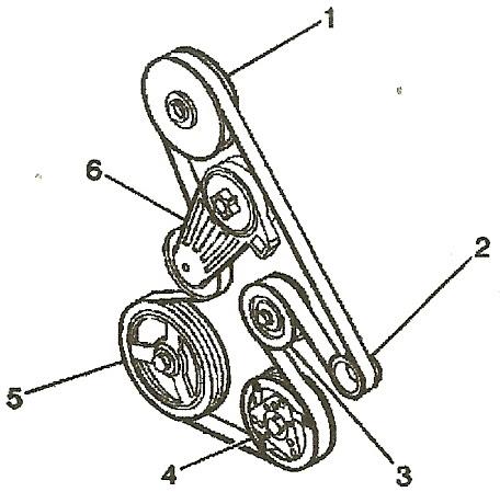 cadillac sts engine diagram image 5