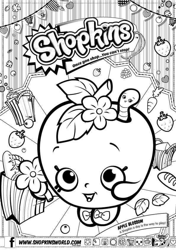 Shopkins Birthday Party Ideas - girl. Inspired.