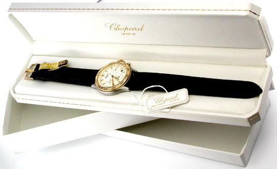 Foto 3, Ungetragen Orig.Chopard Chronograph STG Shop! Portofrei, U1679