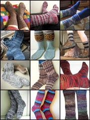 Socks of 2007