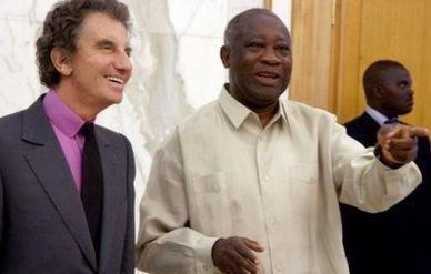 Lang et Gbagbo
