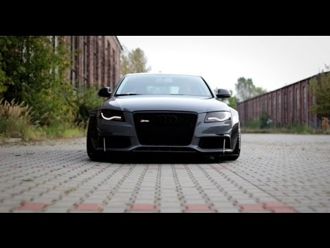 Audi R8 V12 Modification HD Wallpaper Picture