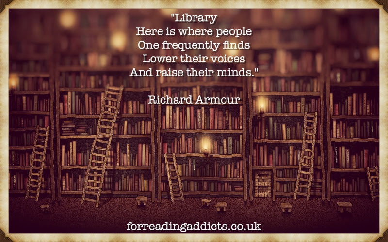 15 Thoughtful Library Quotes For Reading Addicts