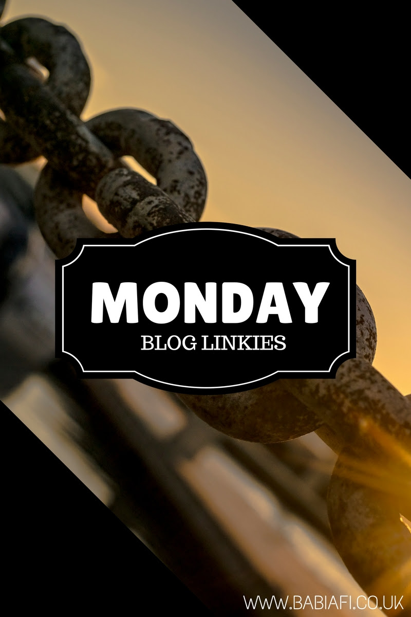 Monday Blog Linkies