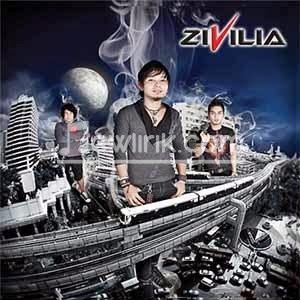 lirik Zivilia - Cinta Membuatku Gila