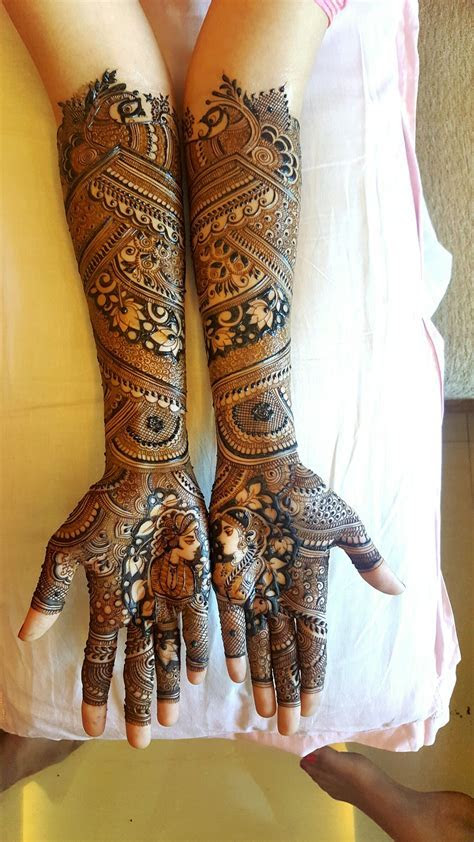 Mehandi   silk threadjewel   Pinterest