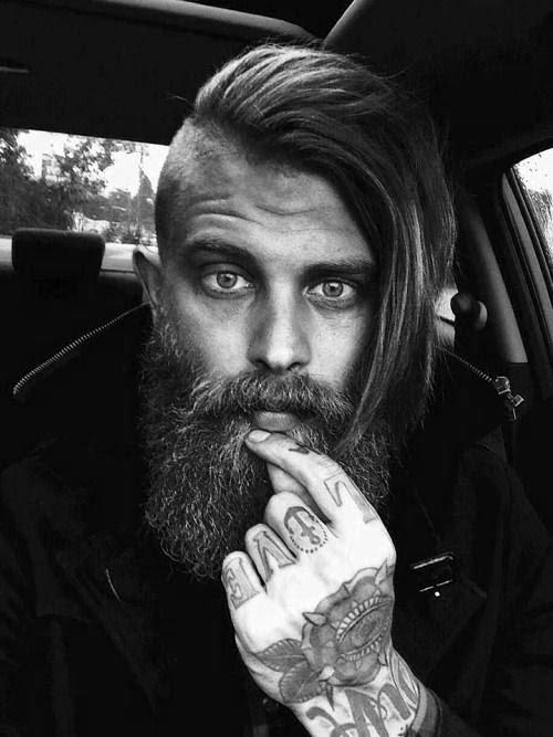 Lange Haare Langer Bart Zonnereizen