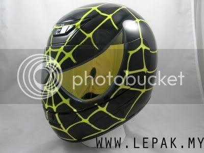 AirbrushHelmet1 [Gambar Menarik] Design Airbrush Helmet Yang Cun