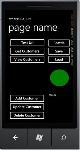 phone6 thumb Windows Phone 7 Line of Business App Dev :: Network Awareness
