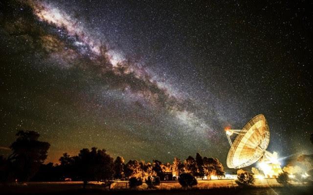 """ondas radio extraterrestres Astrónomo admite que misteriosas """"ondas de radio"""" pueden ser señales de civilizaciones extraterrestres"""