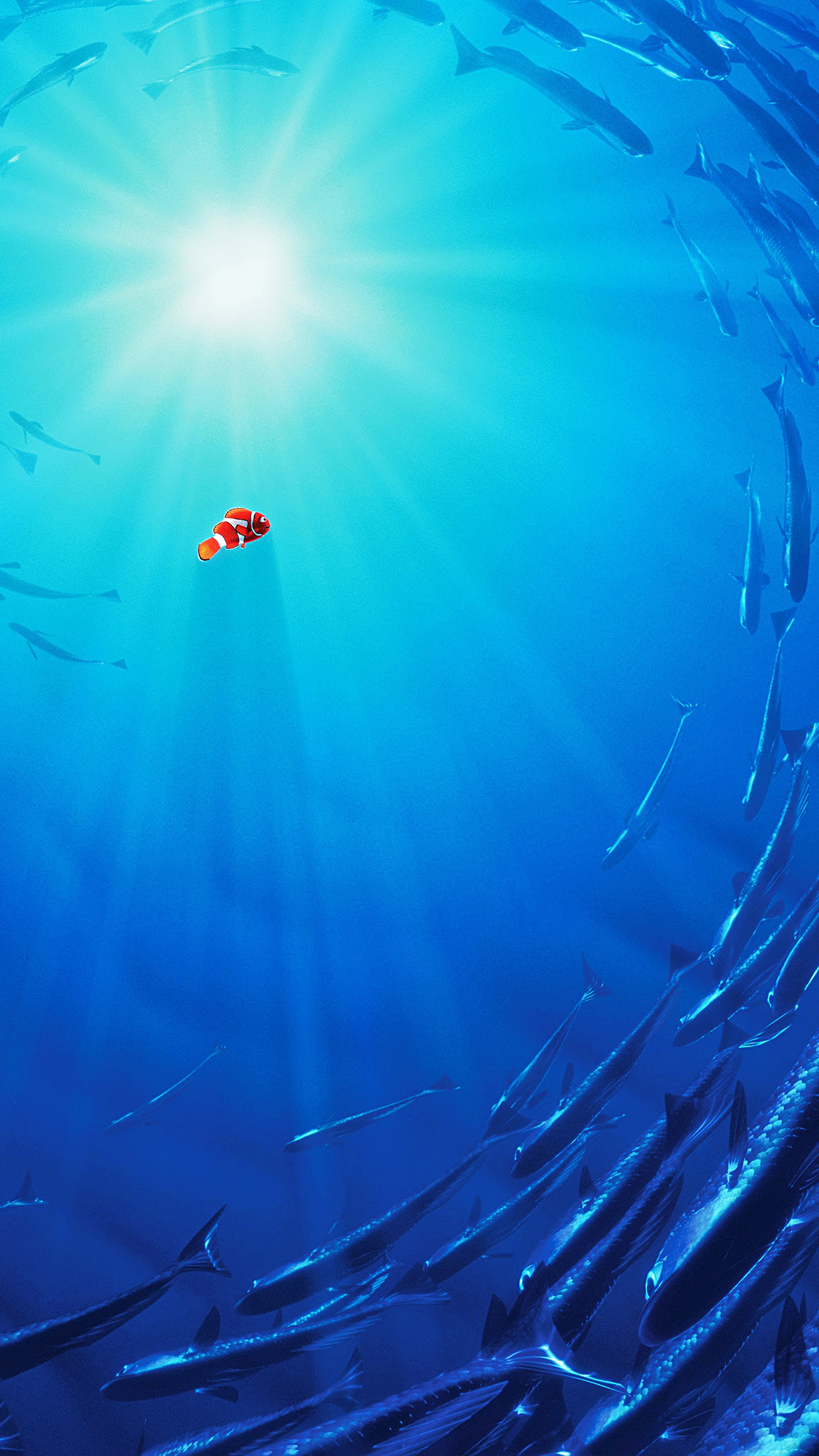 Iphone7papers Com Iphone7 Wallpaper Aw13 Nemo Disney Film Anime