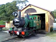 ABT steam engine