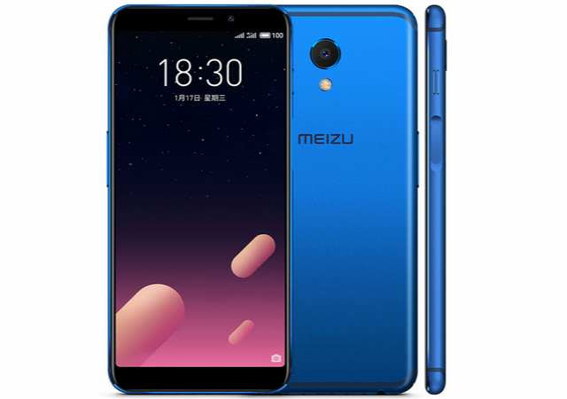 Meizu M6s with HD+ FullScreen Display, Exynos 7872 Launched For $155