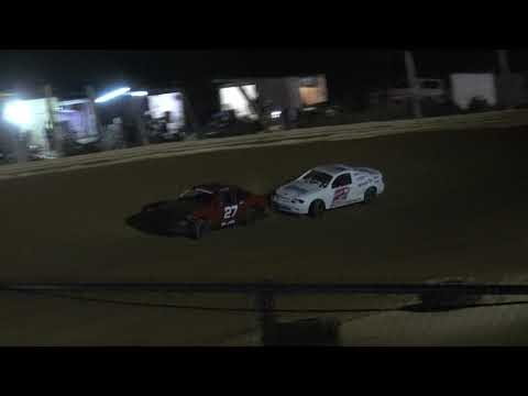 Jackson County Speedway | 7/9/21 | Compacts | Heat 1
