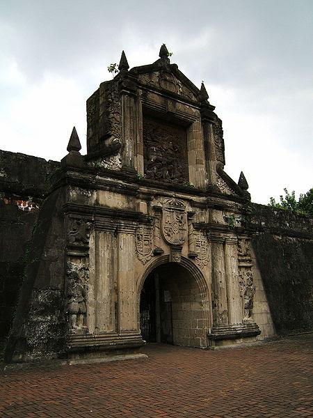 File:Fort Santiago-Manila.JPG