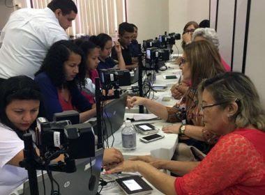 Recadastramento biométrico: OAB pede adiamento de prazo na Bahia