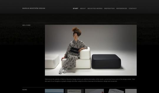 darksites11 50 Diseños web oscuros para inspirarte
