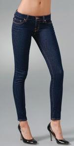 J Brand 10 inch Ankle Skinny Jeans