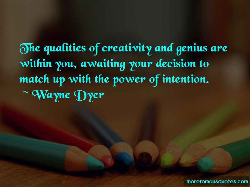 Power Of Intention Quotes Top 50 Quotes About Power Of Intention