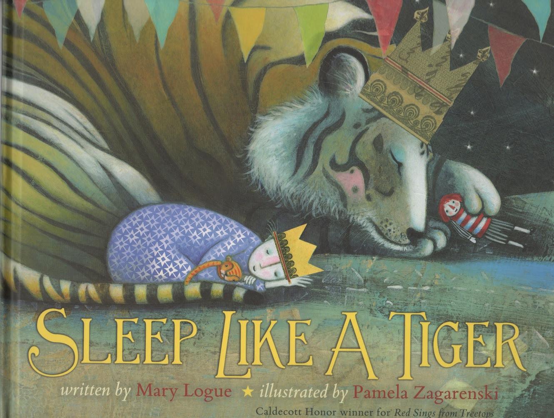 Cover Sleep Like A Tiger