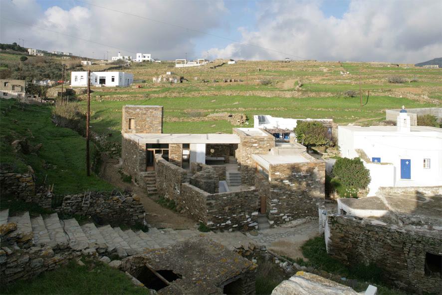 Casa en Tinos - mXarchitecture, Arquitectura, diseño, casas