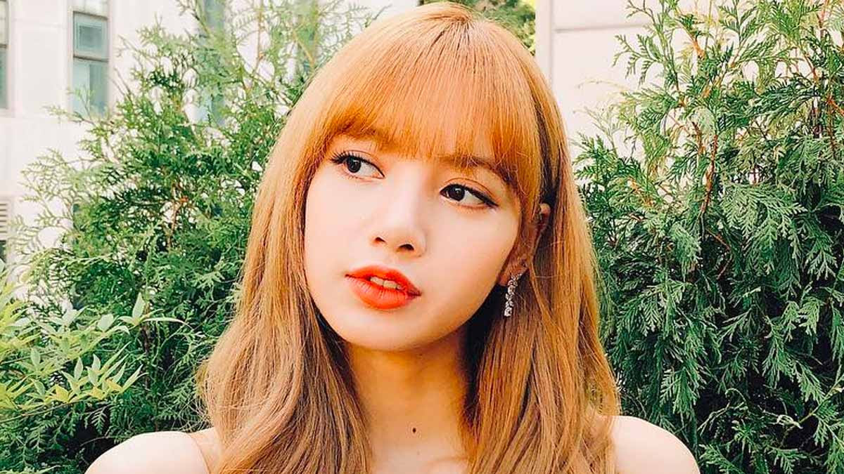 Blackpink S Lisa Has A New Haircut And Hair Color Cosmo Ph