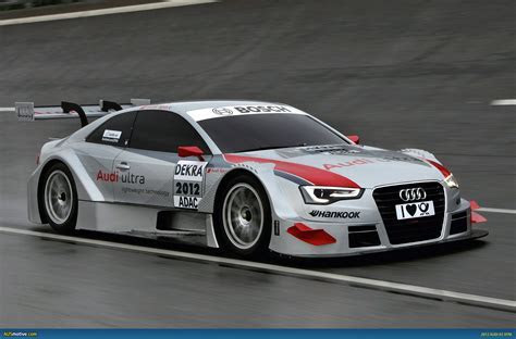 AUSmotive.com » Frankfurt 2011: Audi A5 DTM