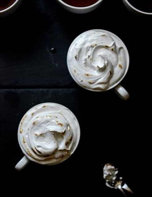Love Winter With Toasted Marshmallow Hot Chocolate