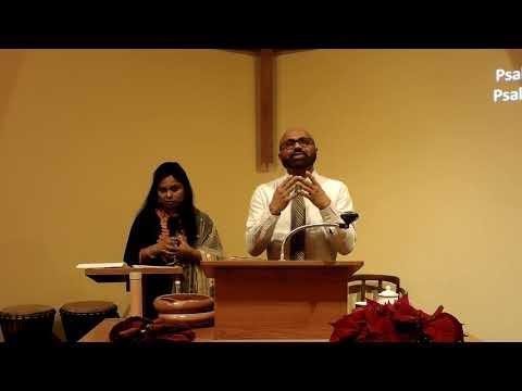 19 January 2020 Sunday Service - Pas. Kapilan Savarimuthu