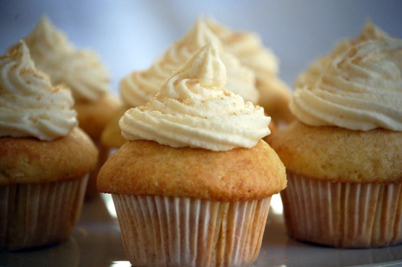 Gluten-Free Eggnog Cupcakes, A Girl Defloured