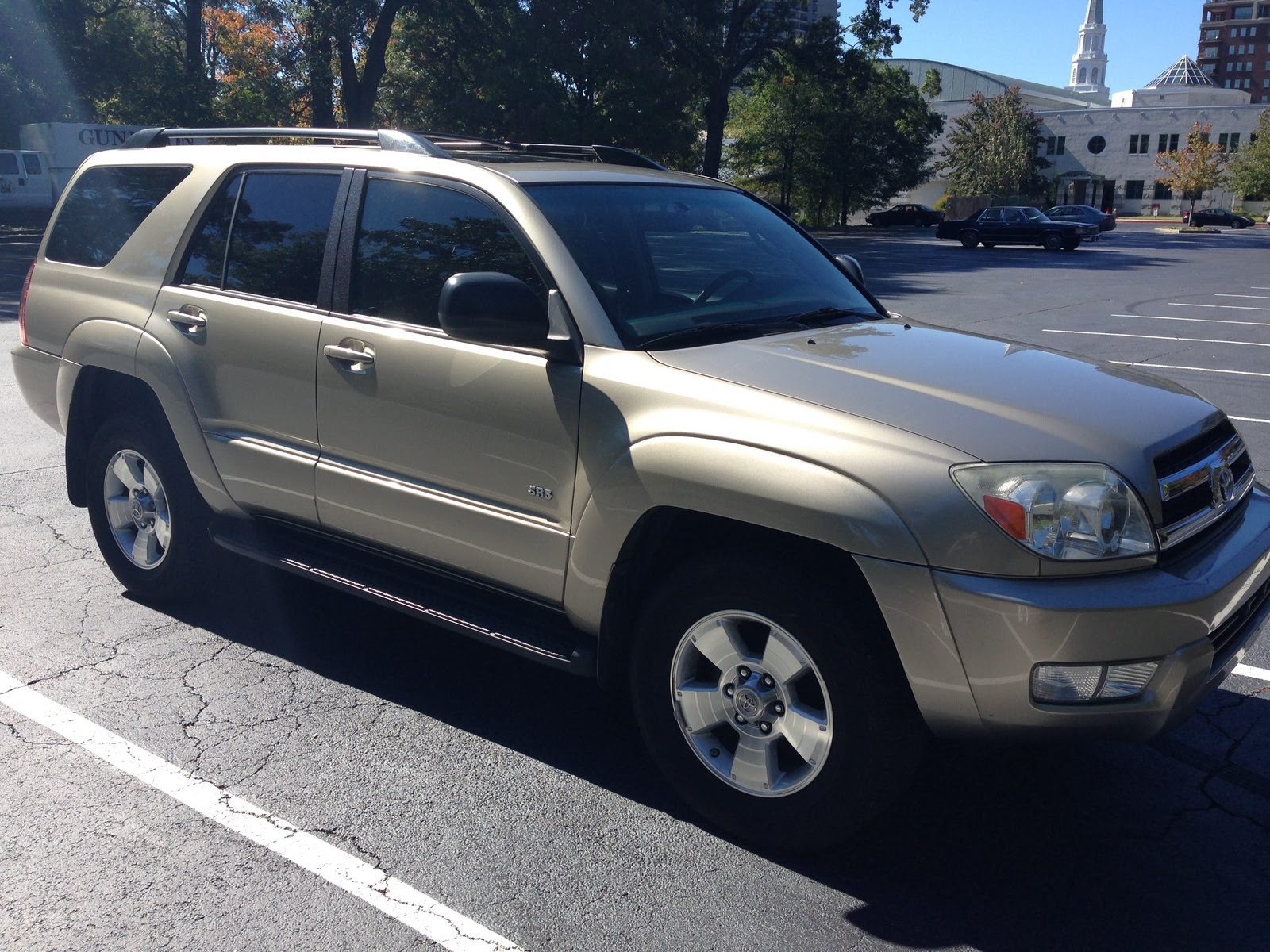 Used Toyota 4Runner For Sale Atlanta, GA - CarGurus