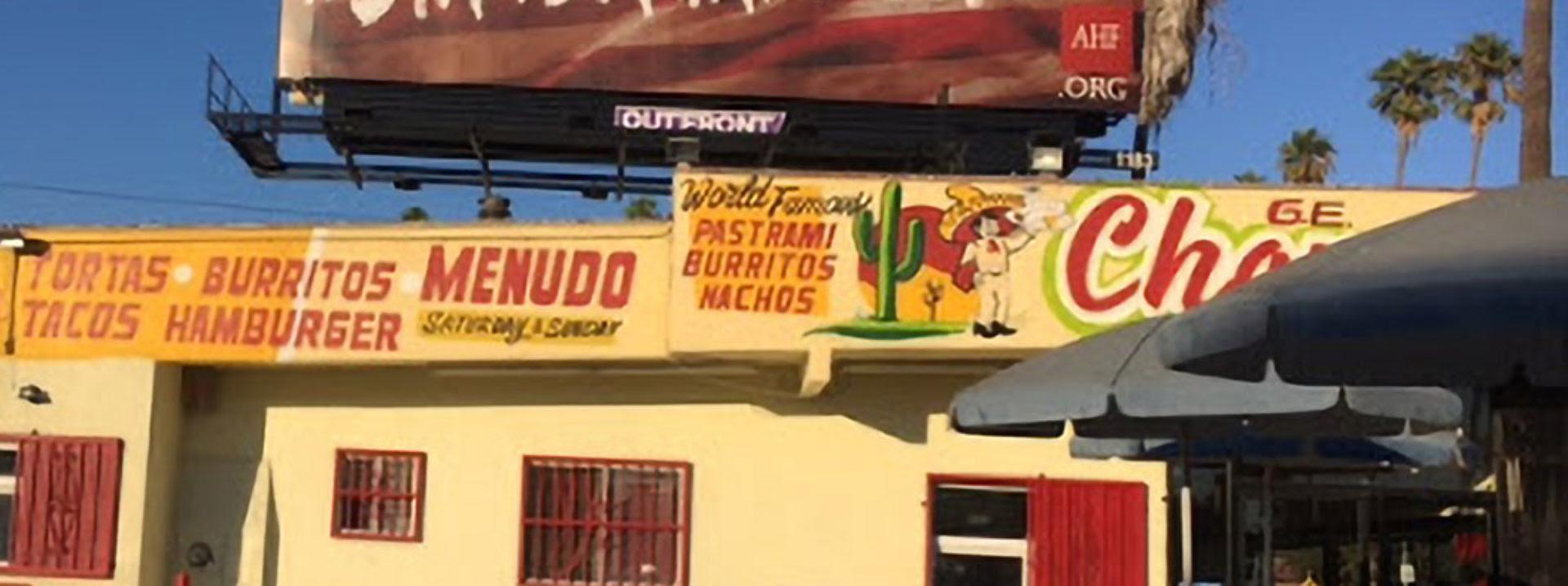 G.E Chano's Drive Thru Mexican Food
