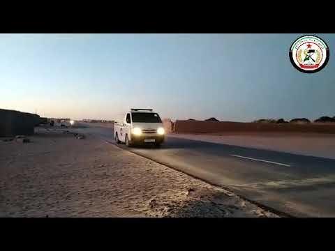 """VÍDEO   En los campamentos saharauis avisan por megafonía: """"Están obligados a estar en sus jaimas"""""""