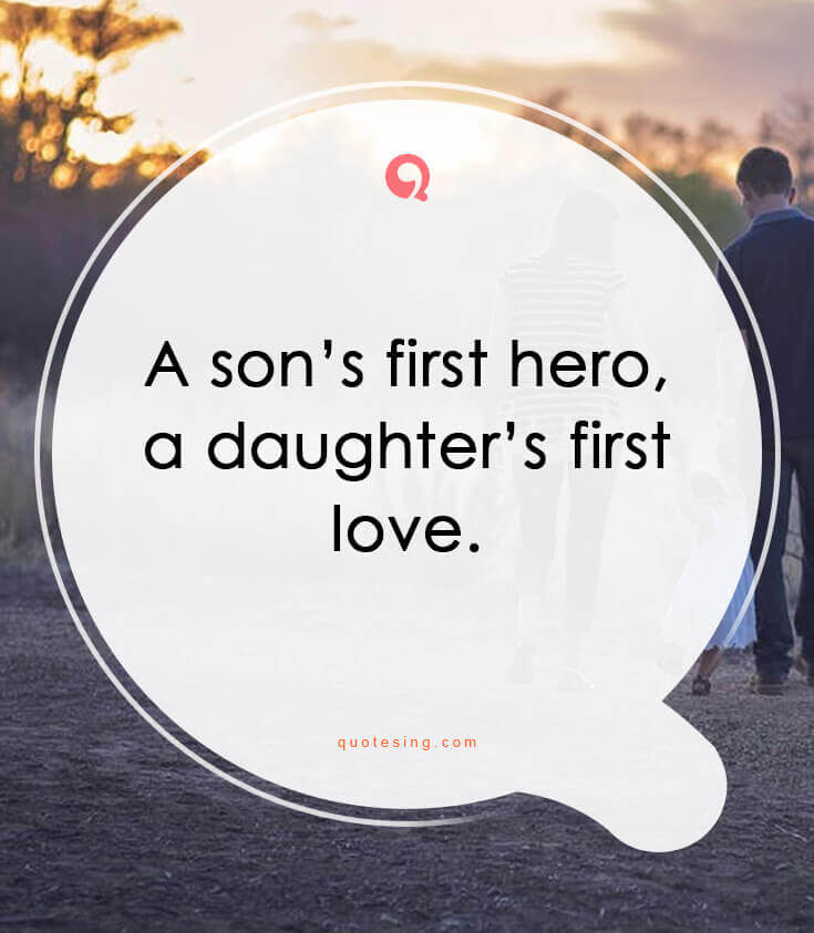 50 Lovely Father Daughter Quotes Pictures Quotesing