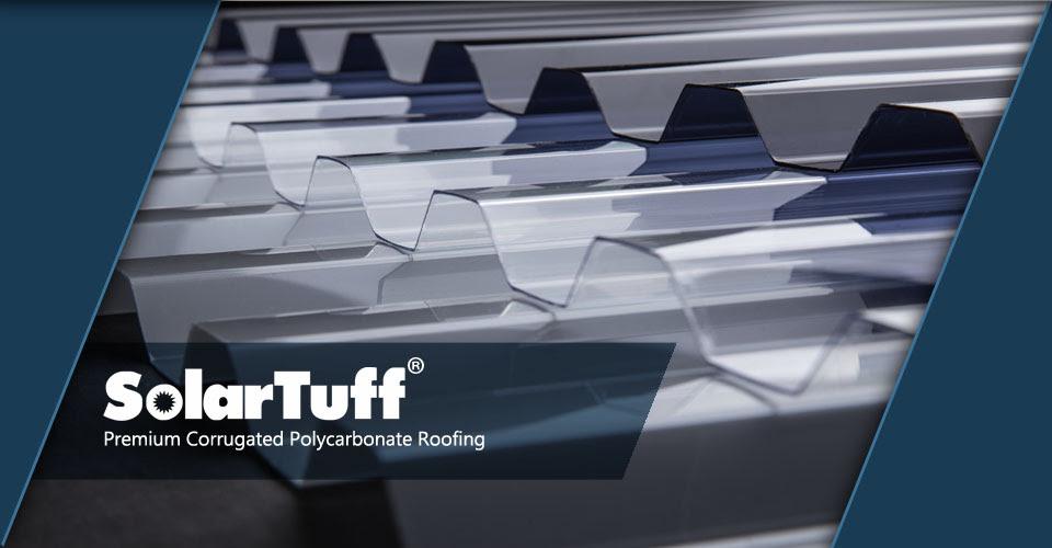 ATAP SOLARTUFF Supplier Distributor Atap Transparan