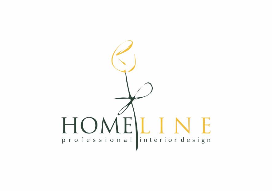 Alec Bartos Logo Design & Branding Design Home Line interior