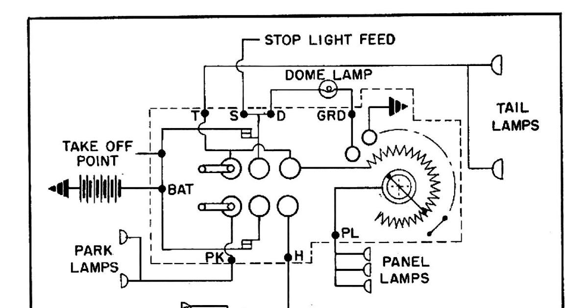 Ford 1210 Wiring Diagram