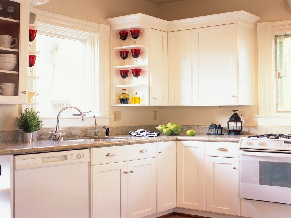 Ideas for Antiquing Kitchen Cabinets - ALL ABOUT HOUSE DESIGN
