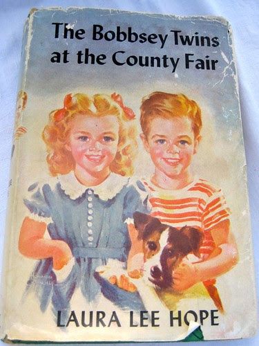 Bobbsey Twins book