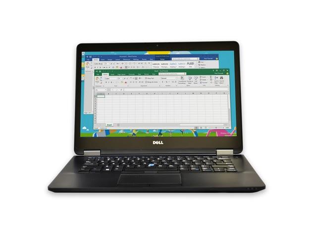 "Dell Latitude E7470 Laptop Computer, 2.40 GHz Intel i5 Dual Core Gen 6, 16GB DDR3 RAM, 512GB SSD Hard Drive, Windows 10 Home 64 Bit, 14"" Screen (Refurbished Grade B) for $737"