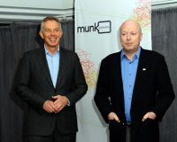 Tony Blair, Christopher Hitchens, Munk Debate, Freemason, Freemasonry, Freemasons, Masonic, Signals, Signs