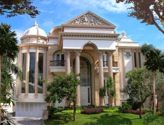 7700 Koleksi Gambar Desain Rumah Eropa Modern Mewah HD Gratid Unduh Gratis